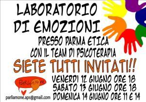 Laboratorio di Emozioni_Parma Etica2015